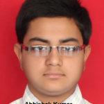 Abhishek Kumar-ISC Arts