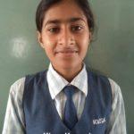 Kiran Kumari  ISC Science