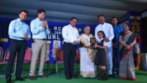 R.V.S Academy Celebrated the 16th Annual Day