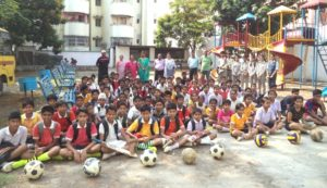 Closing Ceremony of Summer Camp organised by R V S Academy - RVS ACADEMY
