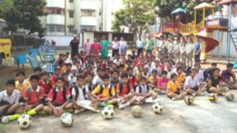 Closing Ceremony of Summer Camp organised by R.V.S Academy