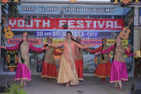 "RVS  celebrates "" YOUTH FESTIVAL"" on 30th August 2017"
