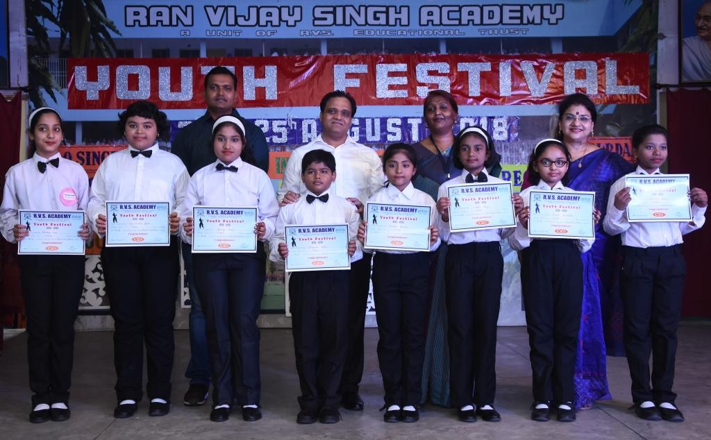 R.V.S.ACADEMY  YOUTH FESTIVAL-2018